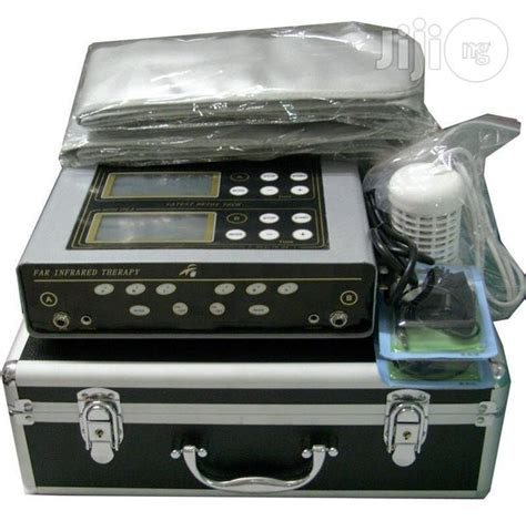 Detox Machine Philippines by Dual Detox Machine Foot Spa For Sale In Lagos Mainland