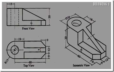 tutorial autocad mechanical 2012 cad drawings cad 2d design drafting free cad design