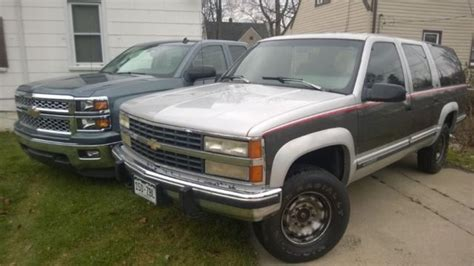how cars work for dummies 1993 chevrolet suburban 1993 chevrolet suburban k2500 for sale chevrolet suburban 1993 for sale in redford michigan