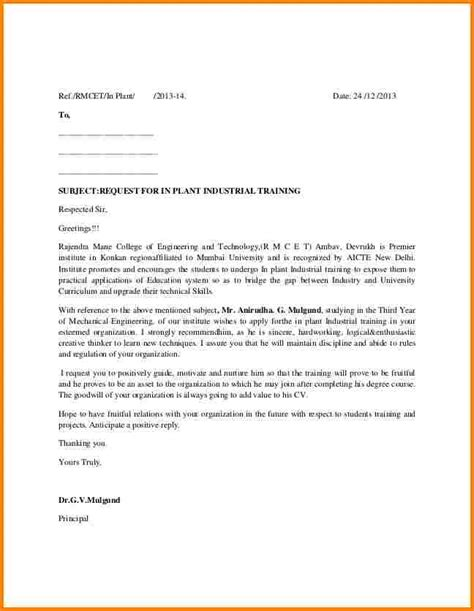 Industrial Recommendation Letter Format 10 Reference Letter Template For Student Quote Templates