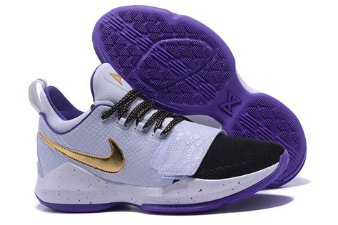 cheap nike basketball shoes for cheap nike pg 1 mens basketball shoes gold white black