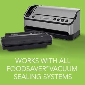 vacuum zipper bag adapter foodsaver vacuum sealed fresh containers 4 piece set ebay