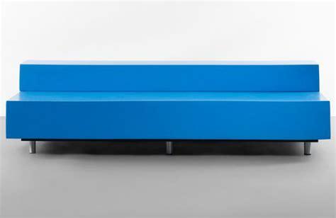 the blue bench blue bench by maarten van severen chairblog eu