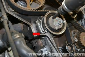 audi a4 b6 timing belt replacement 1 8t 2002 2008