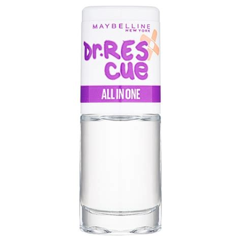 Maybelline All In One maybelline dr rescue nail care all in one free shipping lookfantastic