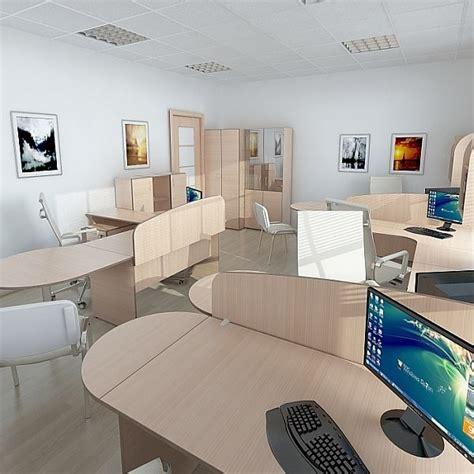 3d office design 3d model office design furniture