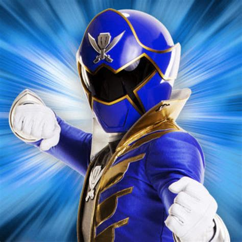 Big Sofubi Gosei Black blue power ranger character comic vine