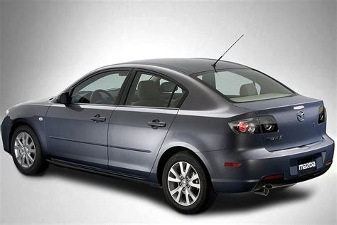 2007 mazda mazda3 specs pictures trims colors cars com