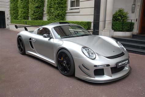 porsche ruf for sale potent ruf ctr3 for sale with just 1200km covered gtspirit