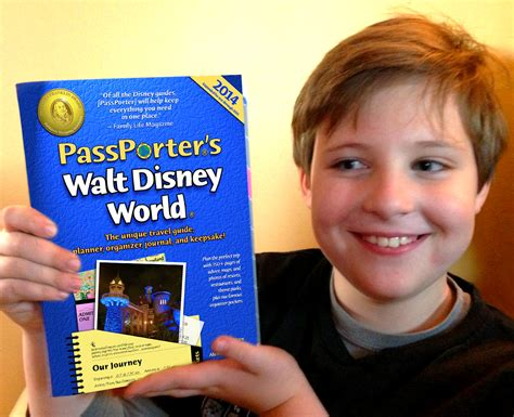 Disney World Vacation Giveaway 2014 - passporter s guidebooks giveaway