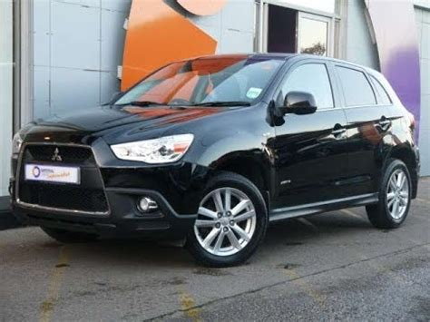 black mitsubishi asx review our 2010 mitsubishi asx 3 cleartec 1 6 black 5d for