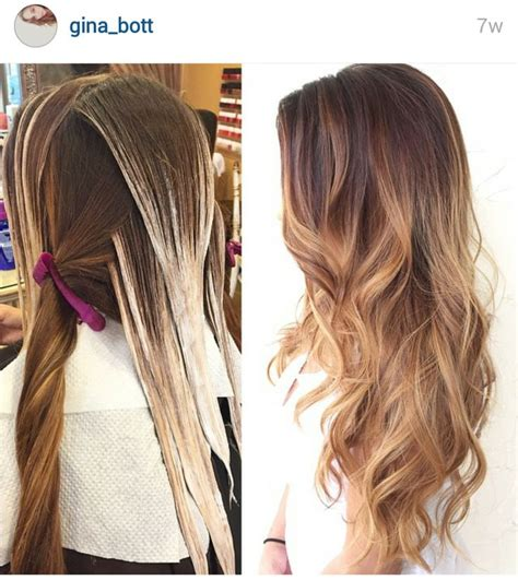 what technique is used on kaley hair 1000 ideas about different hair colors on pinterest