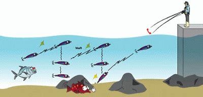 mengenal jenis jenis teknik  memancing