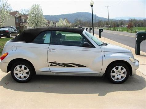 2005 Chrysler Pt Cruiser Touring by Find Used 2005 Chrysler Pt Cruiser Touring Convertible 2