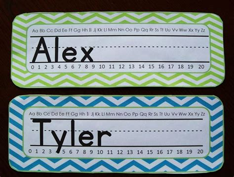 desk name plates for students best 25 name plates ideas on