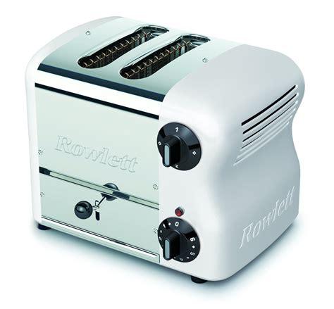 Bread Toaster Shopping Rowlett Rutland Esprit 2 Slice Bread Toaster With White