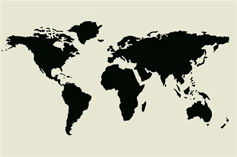 world map stencil world map stencil various sizes apex laser craft