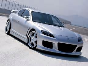 mazda rx 8 history of model photo gallery and list of