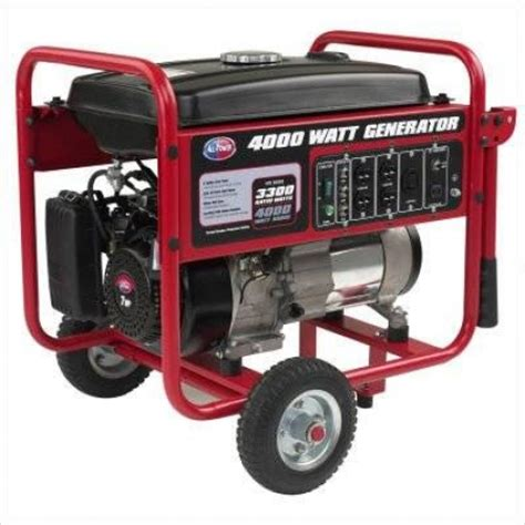 all power apgg4000 4000 watt gasoline generator with