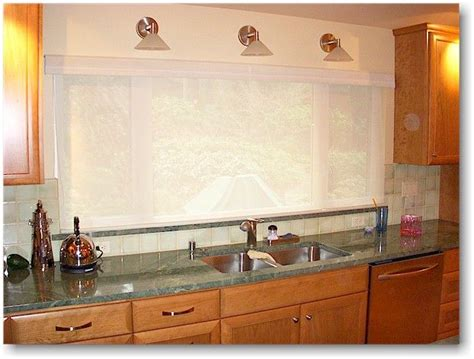 over the sink kitchen window treatments kitchens sinks without windows google search kitchen