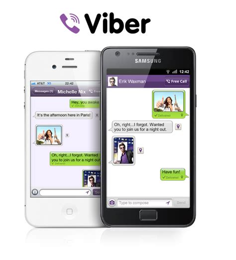 viber android viber for ios android updated with new feature the tech journal