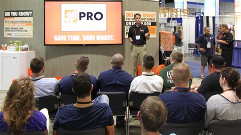 trade show presenter spark presentations spark trade show presenter trainer shines in vegas ta