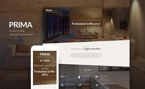 siti di design e arredamento tema per un sito di arredamento e design