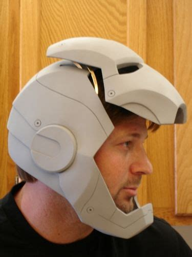 How To Make A Ironman Helmet Out Of Paper - 1338 best images about costuming on armors