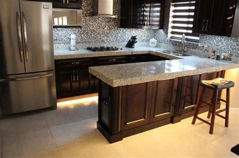 Toe Kick Lighting In Kitchen Kitchen Countertop Toe Kick Lighting Contemporary Kitchen Other By Centenario