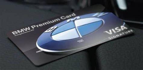 bmw lanza al mercado tarjetas de cr 233 dito visa de la mano