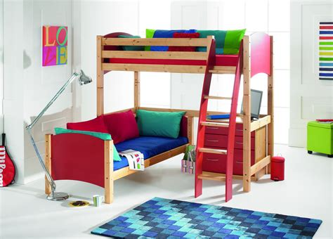 scallywags bedroom furniture scallywag l shaped bunk bed bunk beds kids beds