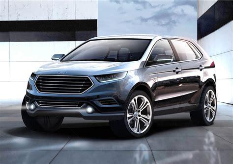 wann kommt der neue ford c max das kostet der neue ford edge neues suv top modell kommt
