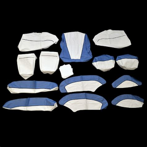 bayliner upholstery kits sea ray 185 br boat seat skin kit 2066262 2012 white
