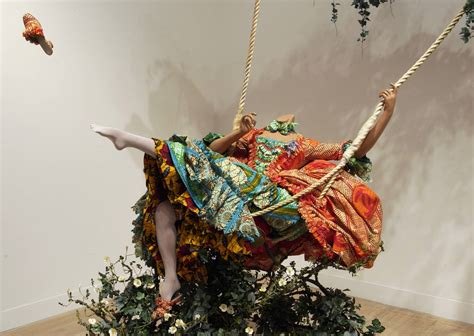 The Swing After Fragonard Yinka Shonibare Mbe Tate