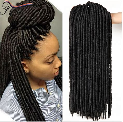 hoe to manage dread lock extensions new style synthetic hair extensions 14 18 quot soft dread lock