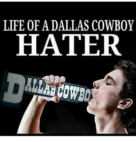 Cowboy Haters Memes - 25 best memes about dallas cowboy haters dallas cowboy