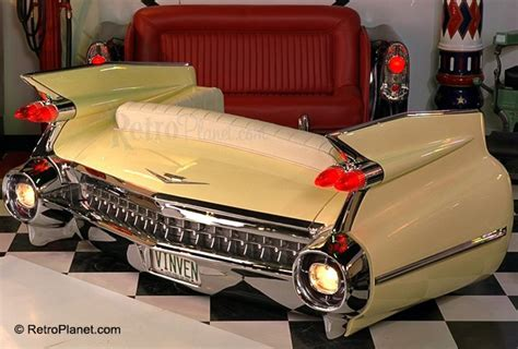 1959 cadillac couch 1959 cadillac car couch