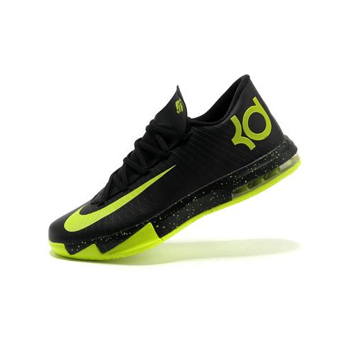 Nike Kevin Durant nike kevin durant kd 6 vi black neon green for sale price 70 00 new air shoes