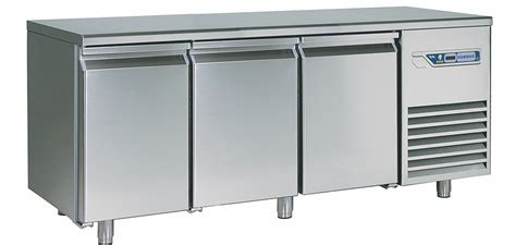 Refrigeration Table by Armobel Kitchen Equipment