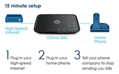 amazon.com : ooma telo with bluetooth adapter : voip