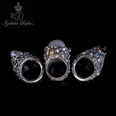 70 best images about jewelry hollow rings on