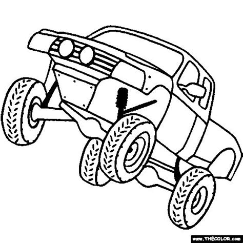 off road truck coloring page off road vehicle coloring page color off road cars