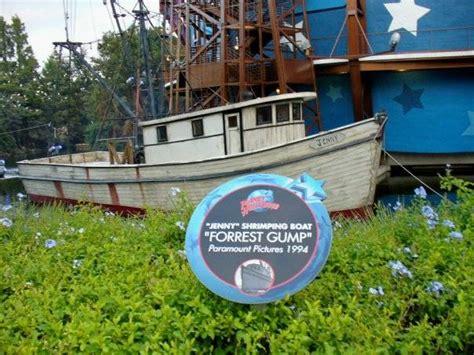 forrest gump boat filming locations forrest gump s shrimp boat jenny