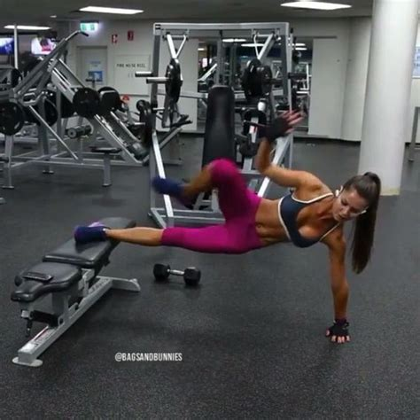 awesome workout to try tag a friend thehomeworkouts credit bagsandbunnies abs