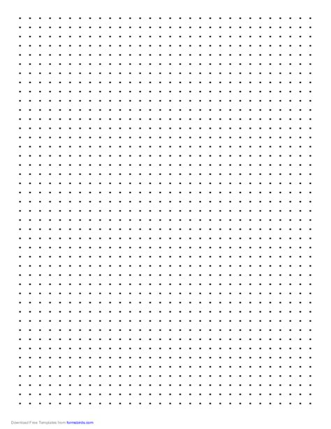 printable square dotted paper dot paper with four dots per inch on a4 sized paper free