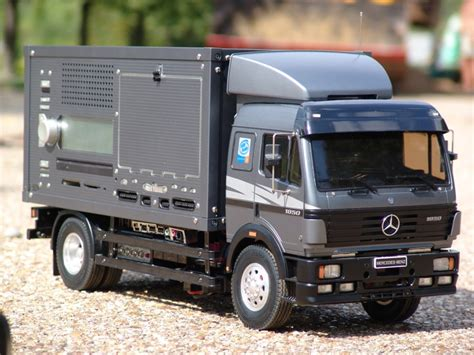 Tamiya 114 Rc Mercedes 1850l 56307 mercedes 1850l from ant88 showroom lan truck tamiya rc radio cars