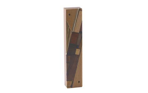 Door Mezuzah by Wood Reversi Mezuzah Gift Wooden Mezuzah