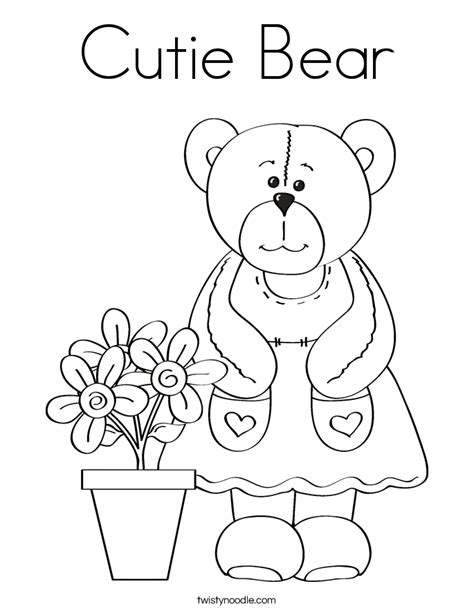 bear hunt coloring page were goingon a bear hunt coloring pages