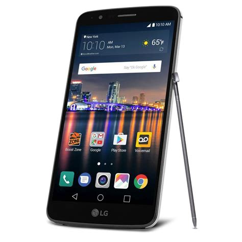 phone 3 from mobile lg stylo 3 16gb lte smartphone for boost mobile new ebay