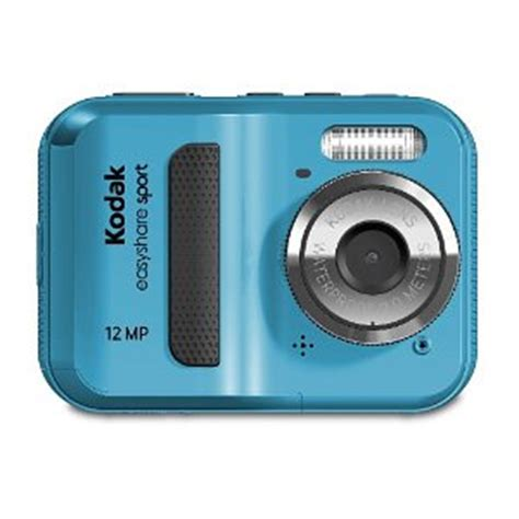 kodak easyshare sport digital camera review | kids digital